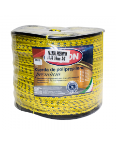 "Cuerda Polipropileno 10 mm 3/8"""