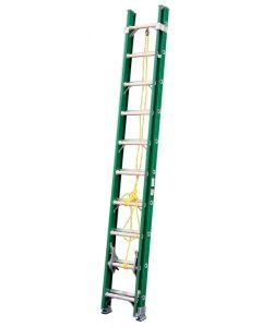 Escalera de Extensión 90Kg - 20 Escalones