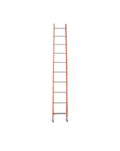 Escalera Recta Sencilla 136kg - 10 Escalones