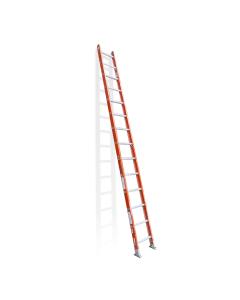 Escalera Recta Sencilla 136kg - 14 Escalones
