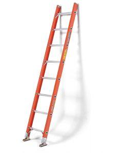 Escalera Recta Sencilla 136kg - 18 Escalones