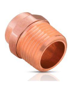 Conector de cobre con rosca interior 3/4 IUSA