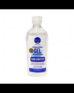 Gel Antibacterial 250 ml 70% alcohol alto espectro con humectante